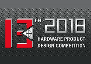PRODUCT DESIGN COMPETITION - 13th China Hardware Product Design Competition 2018