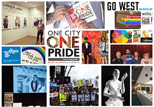POSTER COMPETITION - 2019 One City One Pride Arts Festival Design Competition