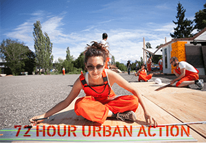 ARCHITECTURE COMPETITION - 72 Hour Urban Action – Lobeda 2019 Call for Entries