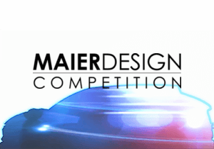 CAR COMPETITION - 8th International Maier Design Competition