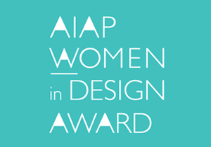 DESIGN AWARD - AWDA - Aiap Women In Design Award
