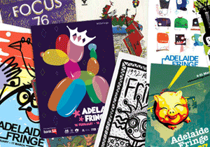 POSTER COMPETITION - Adelaide Fringe Festival 2019 Poster Design Competition