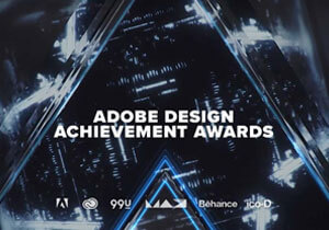 DIGITAL MEDIA AWARD - Adobe Design Achievement Awards (ADAA) 2018