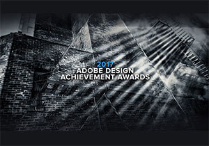DIGITAL MEDIA AWARD - Adobe Design Achievement Awards 2017