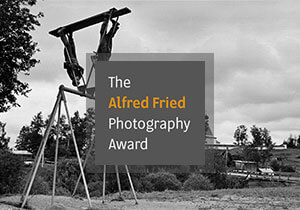 PHOTOGRAPHY AWARD - Alfred Fried Photography Award 2017