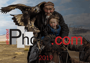 PHOTOGRAPHY AWARD - All About Photo Awards 2019