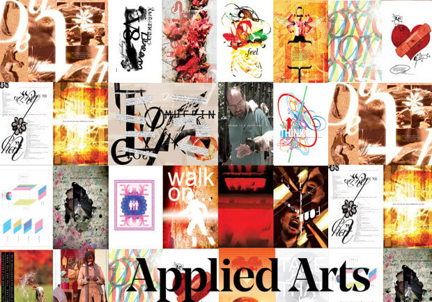 COMMUNICATION DESIGN AWARD - Applied Arts 2016 Student Awards
