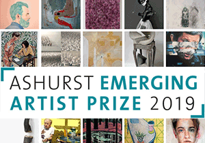 ART COMPETITION - Ashurst Emerging Artist Prize 2019