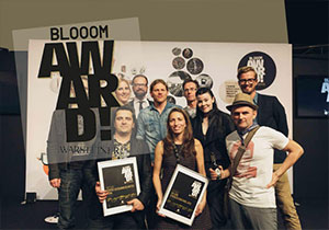 ARTS AWARD - BLOOOM Award By Warsteiner 2017