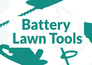 Battery Lawn Tools