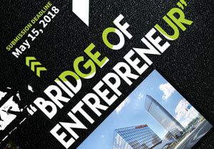 "DESIGN COMPETITION - ""Bridge of Entrepreneur"" 2018 International Design Competition for Zhong'an Chuanggu Technology Park"