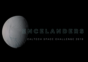 SPACE CHALLENGE - Caltech Space Challenge 2019