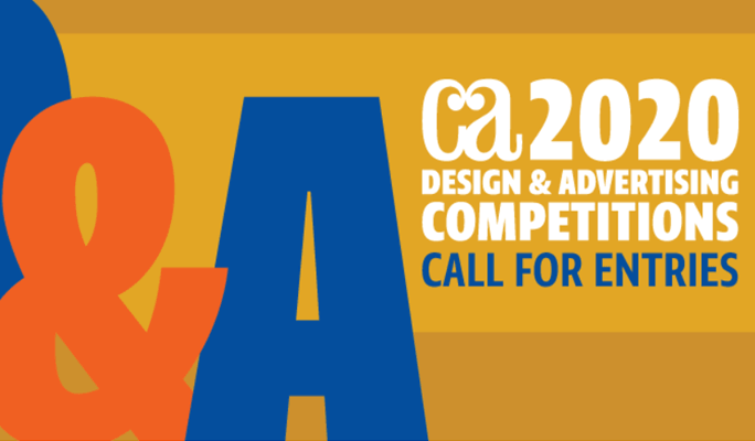 GRAPHIC DESIGN COMPETITION - Communication Arts 2020 Design and Advertising Competitions