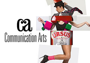 ADVERTISING AWARD - Communication Arts Design & Advertising Competition 2017