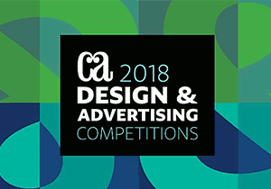 ADVERTISING AWARD - Communication Arts Design & Advertising Competitions 2018
