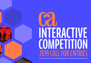 Communication Arts Interactive Competition 2019
