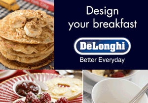 IDEA CONTEST - DeLonghi Design Your Breakfast