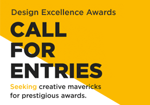INTERIOR DESIGN AWARD - Design Excellence Awards 2017