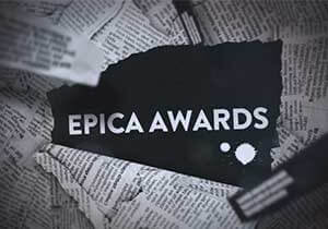 Epica Awards 2018 – The Editors & Publishers International Creative Awards