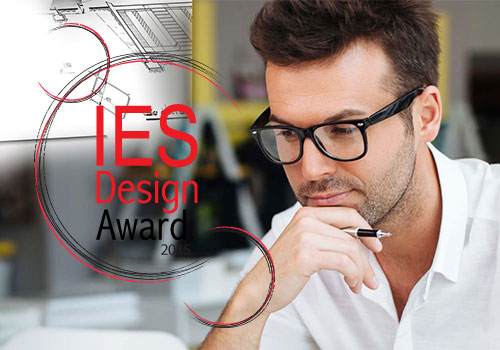 INDUSTRIAL DESIGN AWARD - European IES Design Award 2015