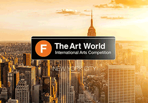 ART COMPETITION - F. The Art World 2019 International Art Competition