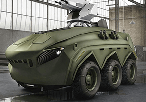 CAR COMPETITION - FNSS MILDESIGN International Military Land Vehicles Design Competition