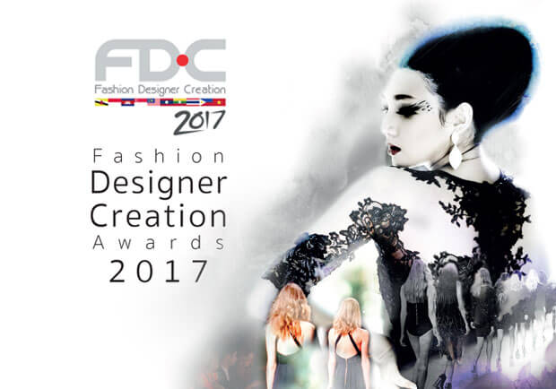 FASHION AWARD - Fashion Designer Creation Awards (FDC 2017)