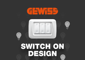 DESIGN CONTEST - GEWISS - Switch On Design 2018