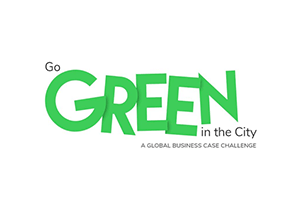 GREEN AWARD - Go Green in the City 2019 - Student Competition