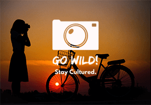 PHOTOGRAPHY CONTEST - Go Wild Stay Cultured 2018 International Nature and Culture Photo Contest