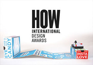 DESIGN AWARD - HOW Promotion & Marketing Design Awards 2017