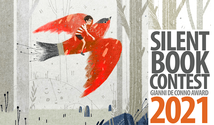 Illustrated Silent Book Contest 2021