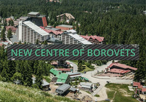 ARCHITECTURE COMPETITION - New Center of Borovets – International Architecture Competition