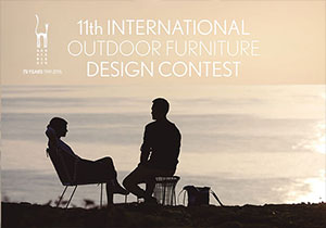FURNITURE DESIGN COMPETITION - International Outdoor Furniture Design Contest