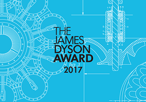 DESIGN CONTEST - James Dyson Award 2017 Student Design Competition