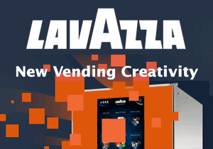 GRAPHIC DESIGN CONTEST - Lavazza - New vending creativity 2018