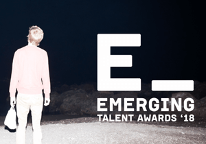 PHOTOGRAPHY AWARD - LensCulture Emerging Talent Award 2018