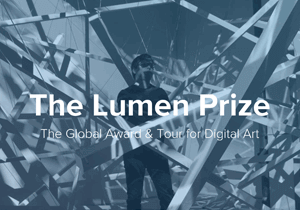 DIGITAL ART COMPETITION - Lumen Prize 2018 – International Digital Art Competition