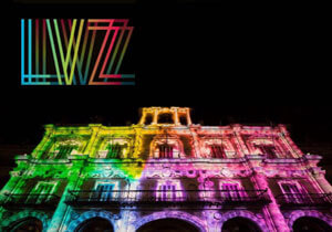 FESTIVAL OF LIGHT - Luz y Vanguardias International Video Mapping Competition 2018