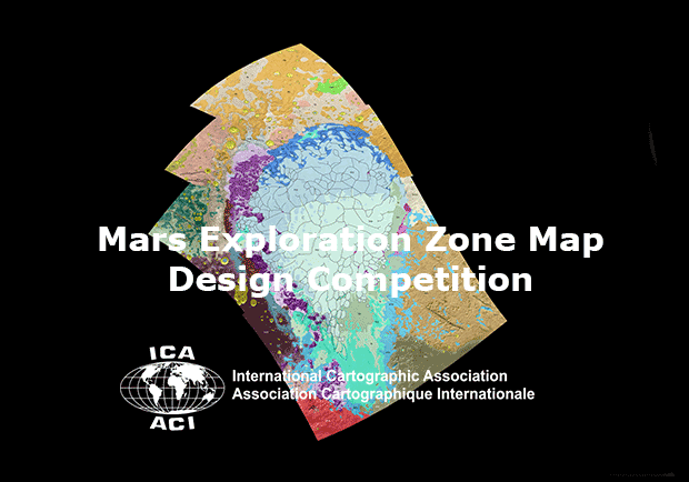 SPACE AWARD - Mars Exploration Zone Map Design Competition