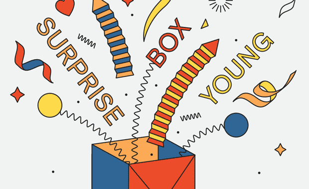 PACKAGING DESIGN AWARD - Model Young Package 2019: Unboxing Experience