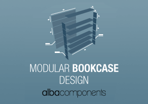 PRODUCT DESIGN CONTEST - Modular Bookcase Design