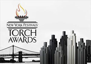 MEDIA AWARD - New York Festivals Torch Awards 2017