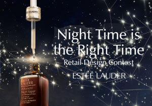 Estée Lauder: Night Time is the Right Time