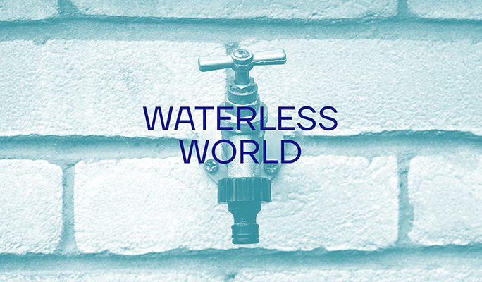 Non Architecture Competition: Waterless World