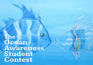 ART CONTEST - Ocean Awareness Student Art Contest 2018