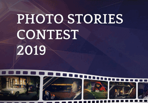 STORY TELLING COMPETITIONS - Photo Stories Contest 2019 - CINE-BOOKS