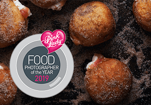 FOOD PHOTOGRAPHY AWARD - Pink Lady Food Photographer Of The Year 2019