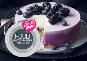 FOOD PHOTOGRAPHY CONTEST - Pink Lady Food Photographer Of The Year 2018