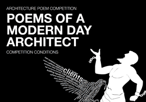 POETRY COMPETITION - Poems of a Modern Day Architect